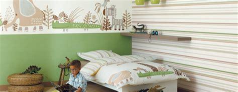 Babyzimmer Wandgestaltung Junge Grün by H 246 Hle Bauen Im Kinderzimmer