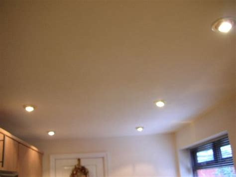 Fitting Spotlights In Ceiling by Install Downlights Light Fitting
