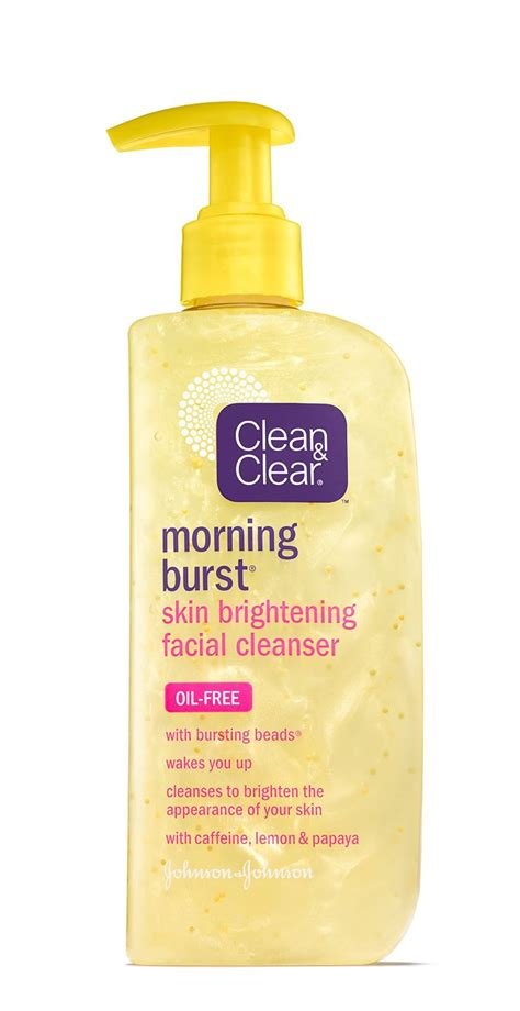 Brightening Fasial Wash Geneva clean clear beautypedia reviews
