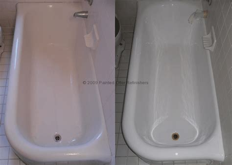 how do you refinish a bathtub refinishing cast iron bathtub 171 bathroom design