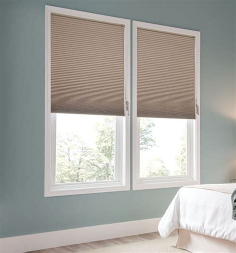 Large Kitchen Window Treatment Ideas blindsgalore 174 gallery cellular shades blackout closeout
