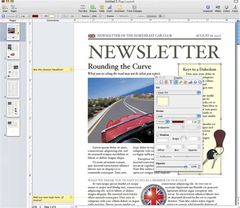 booklet layout pages mac apple iwork slide 1 slideshow from pcmag com