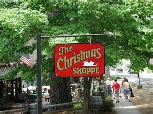 christmas shoppe helen georgia christmas is anytime in