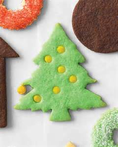 christmas tree cookies recipe martha stewart