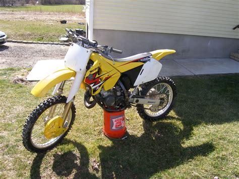 1997 Suzuki Rm 125 Specs Bikepics 1997 Suzuki Rm 125