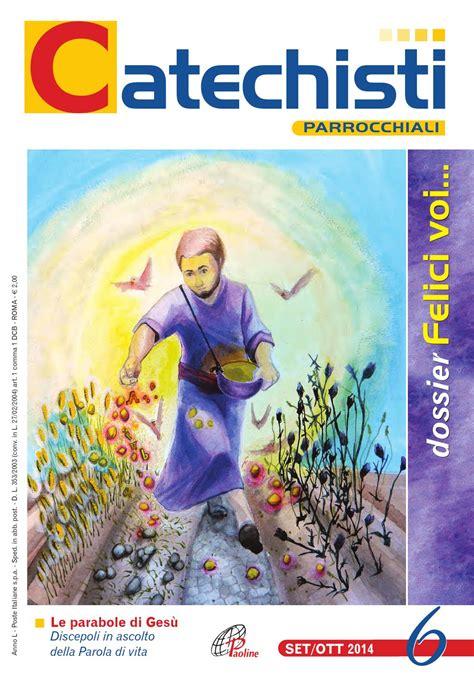 librerie paoline roma catechisti parrocchiali 6 sett ott 2014 estratto