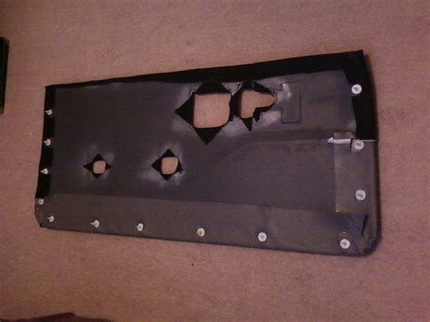 Interior Door Panel Replacement by Replacement Interior Door Panels Top Diy Tutorials How