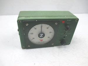 swing meter dehart marine electronics rz 8082 swing meter test unit