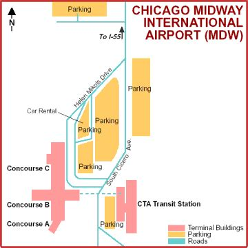 chicago midway map airport transportation service airport shuttle to o hare