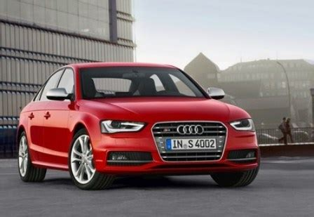 audi reveals refreshed a4 and s4 parkers