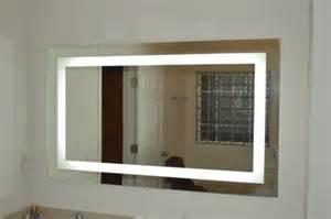 Vanity Planet Led Mirror Lighted Vanity Mirror Led Mam86036 Commercial Grade 60