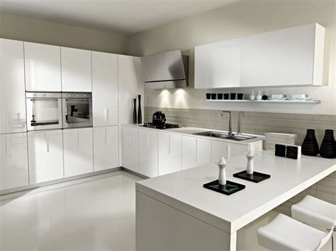 all white kitchen ideas exquisite contemporary all white kitchen themes decors