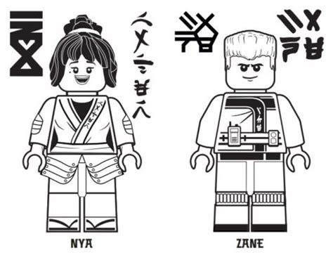 coloring pages lego ninjago movie lego ninjago film strona 5 z 5 filmy animowane