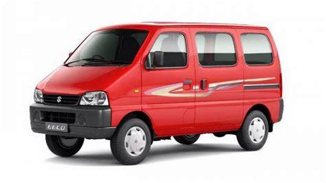 Maruti Suzuki Eeco Mileage 15 Budget Muvs And Suvs Priced Below Rs 7 Lakh