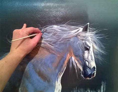 how to white paint painting how to paint hyperrealistic