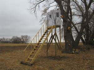 Deer Stand Stairs by Deer Stand Steps Submited Images