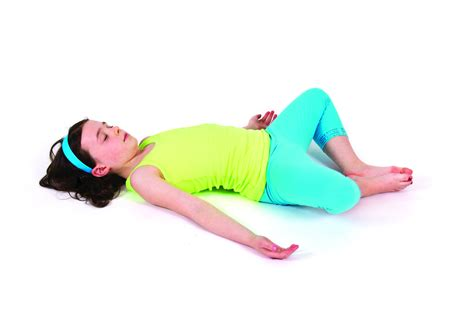 Reclining Butterfly Pose by Health And Money Posses For