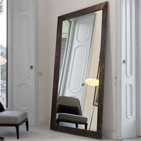 large italian freestanding floor mirror