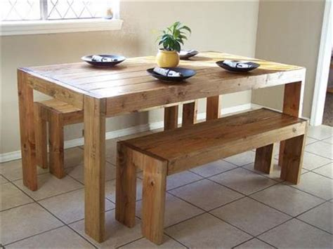 kitchen table idea 12 cool diy furniture projects diy and crafts
