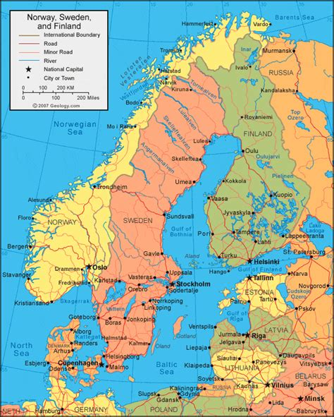 sweden on a world map sweden map and satellite image