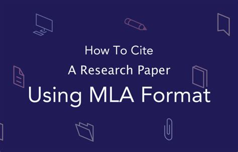 how to write a quote in a research paper cite a research paper