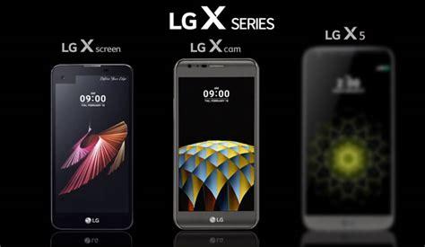 Hp Lg X Series โผล ช อ lg x5 คาดเป นอ กร นในตระก ล x series อาจเป นร างอวตารราคาประหย ดของ lg g5 ก เป นได