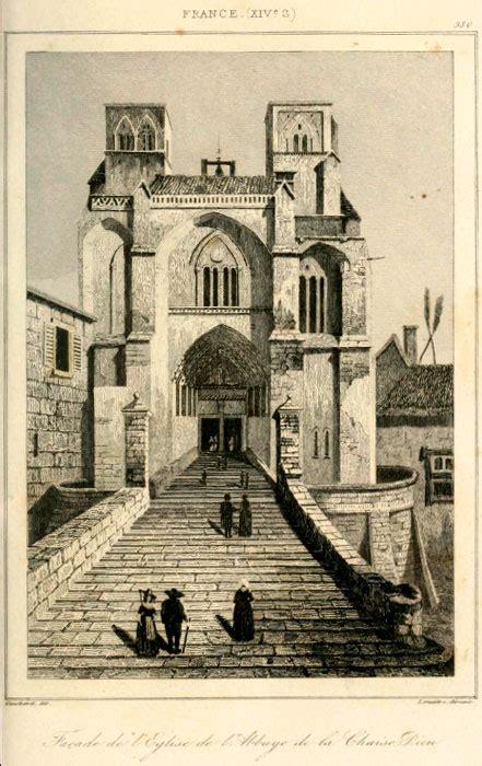 Abbaye De La Chaise Dieu by La Chaise Dieu Monasterios