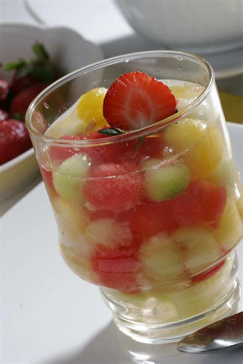 foto dan cara membuat es buah es buah melon resep masakan sederhana
