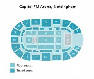 Capital Fm Arena Floor Plan by Nottingham Floor Plan Trend Home Design And Decor
