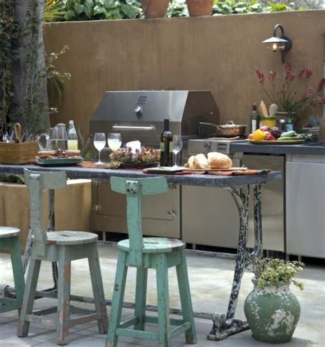 hinterhof küche ideen k 252 che garten design