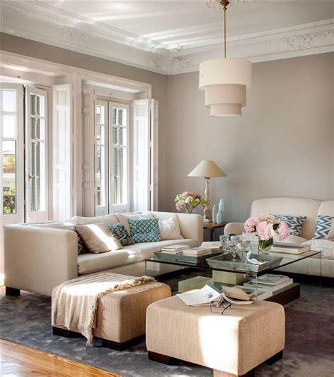 salon pintado salon pintado en tonos piedra claros 00407760 o azalea