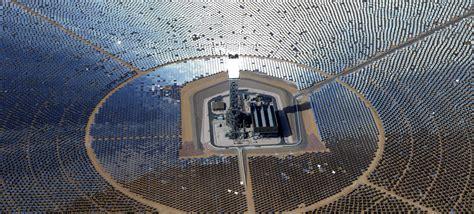 Topi 5 Panel 10 the world s largest solar plant is blinding pilots gizmodo australia