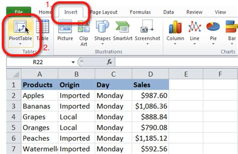 tutorial pivot table pdf tutorial for excel pivot tables metastock software review