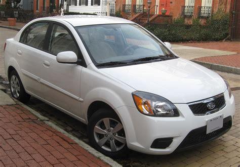 Kia Sedan 2010 File 2010 Kia Lx Sedan 2 01 26 2010 Jpg