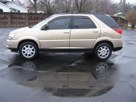 purchase   buick rendezvous cx