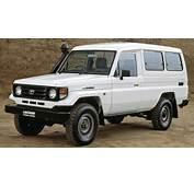 Toyota Land Cruiser J7  Autobildde
