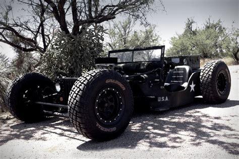 Rat Rod Jeep Build 1945 Willys Jeep Rat Rod Hiconsumption