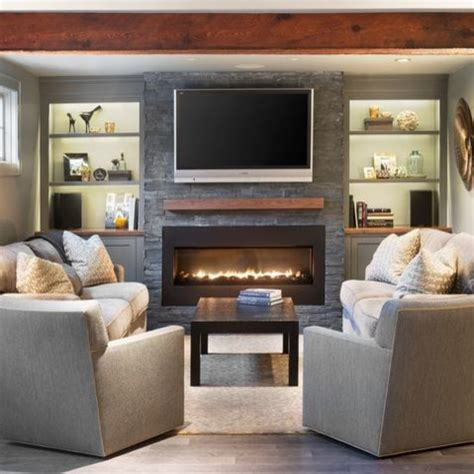 narrow living room layout with fireplace stumped on arrangement in long narrow living room
