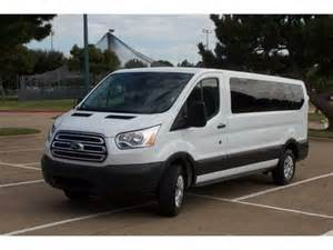 Ford Transit 350 Mpg 2016 Ford Transit 350 Xlt For Sale In Euless Cars