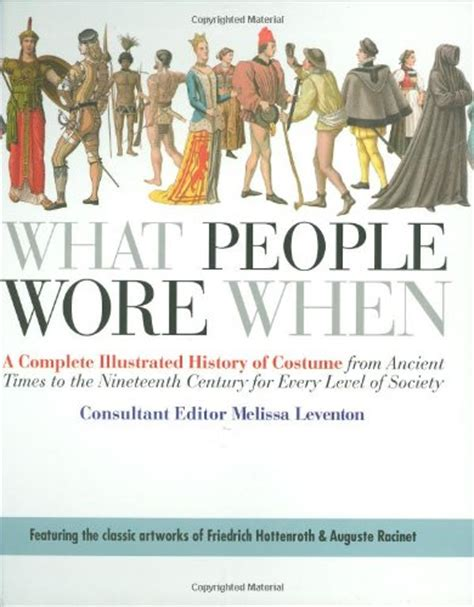 libro fashion a history from libro costume through the ages over 1400 illustrations di erhard klepper