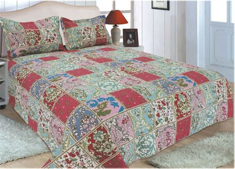 Bedspreads Coverlets by 54 All For You 3pc Reversible Quilt Set Bedspread