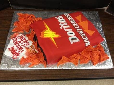 doritos bag birthday cakes  cute  cut bakery garland tx birthday cakes pinterest