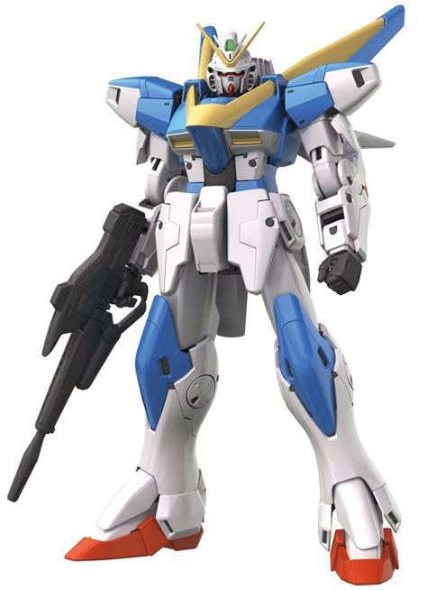 Gundam Victory gundam 1 100 mg v2 gundam victory 2 ver ka model kit
