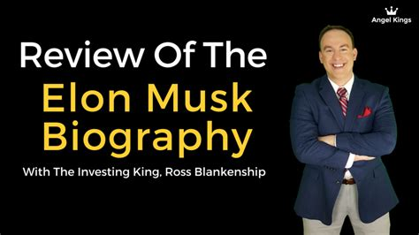 elon musk biography ny times elon musk life bio of successful entrepeneur invest