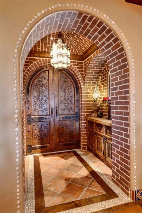 carved wooden door  piece  art   interior
