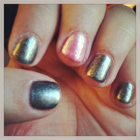 new year gel nail gel nails for new years nails