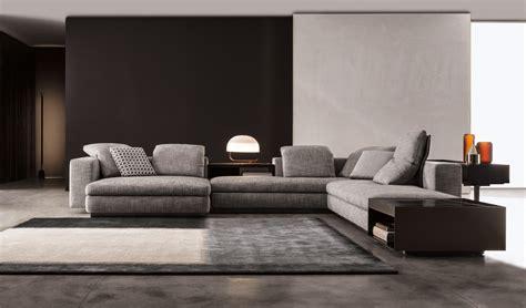 YANG Modular sofa systems from Minotti Architonic