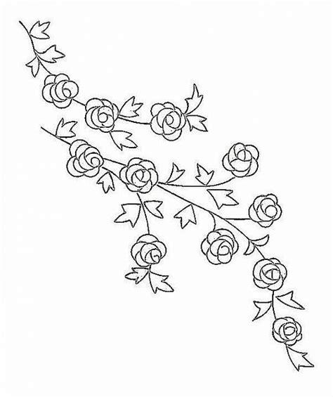 disegni di fiori da ricamare disegno da ricamare cascata di magiedifilo it punto
