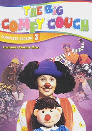 big comfy couch gesundheit the big comfy couch the complete series 100 episode