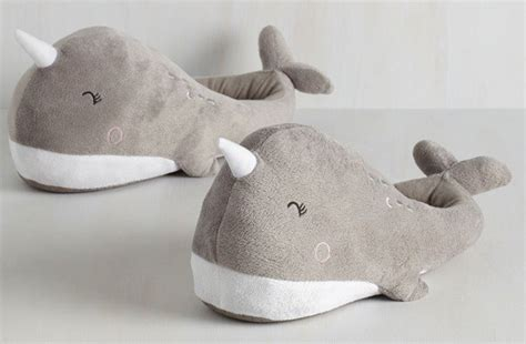 narwhal slippers 20 unique and shoes entertain your inner child